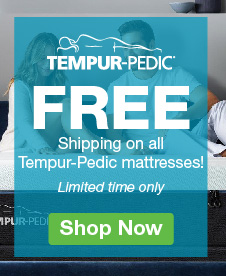 MeyerDC Full Page Ad - Tempur-Pedic FREE Shipping on mattresses - Click to View Page