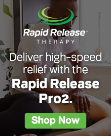 Quarter Page Ad – Deliver High-Speed Relief with the Rapid Release Pro2 – Click to View Page