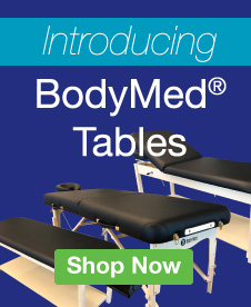 Quarter Page Ad – BodyMed Tables – Click to View Page