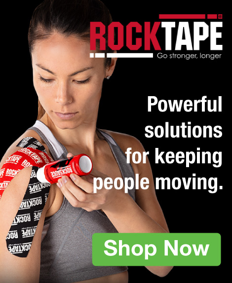 Quarter Page Ad – RockTape Products – Click to View Page