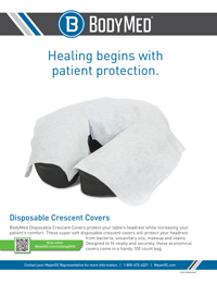 BodyMed Crescent Covers