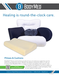 BodyMed Pillows & Cushions