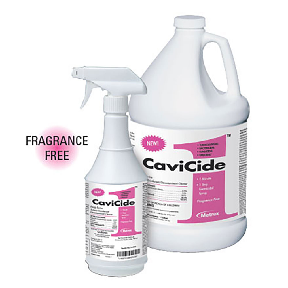 Cleaning Supplies - CaviCide 1 Surface Disinfectant - Click to Shop