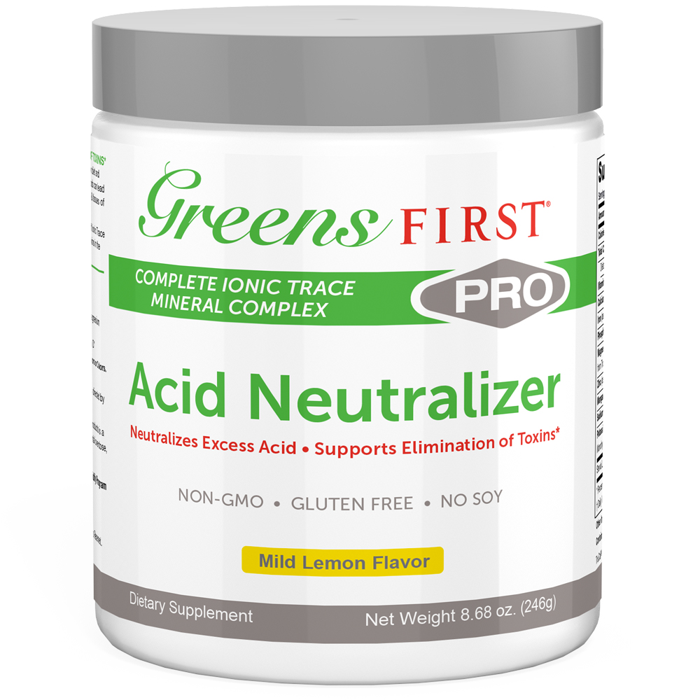 Greens First® Acid Neutralizer
