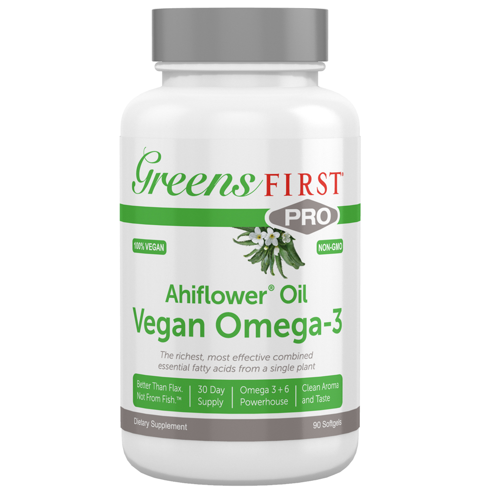 Greens First® Omega 3 First - Ahiflower