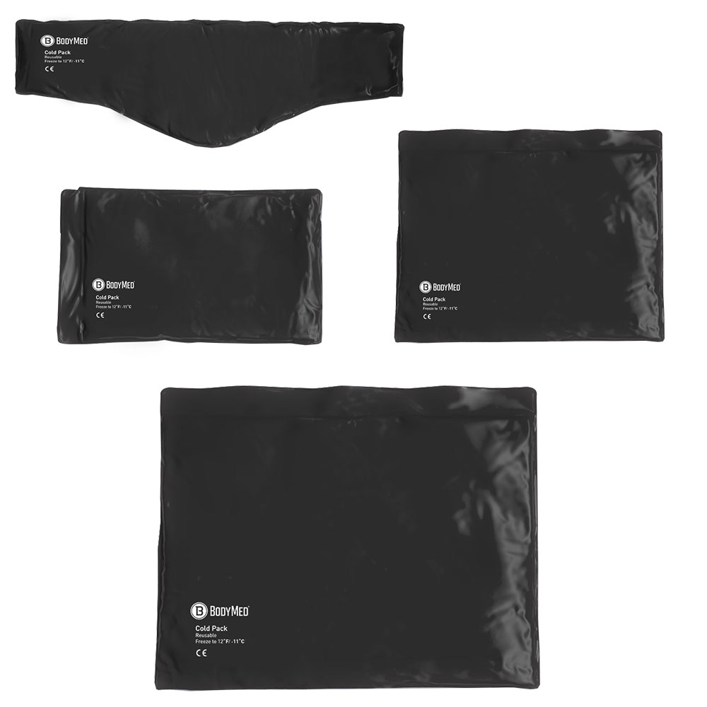 BodyMed® Black Urethane Cold Pack
