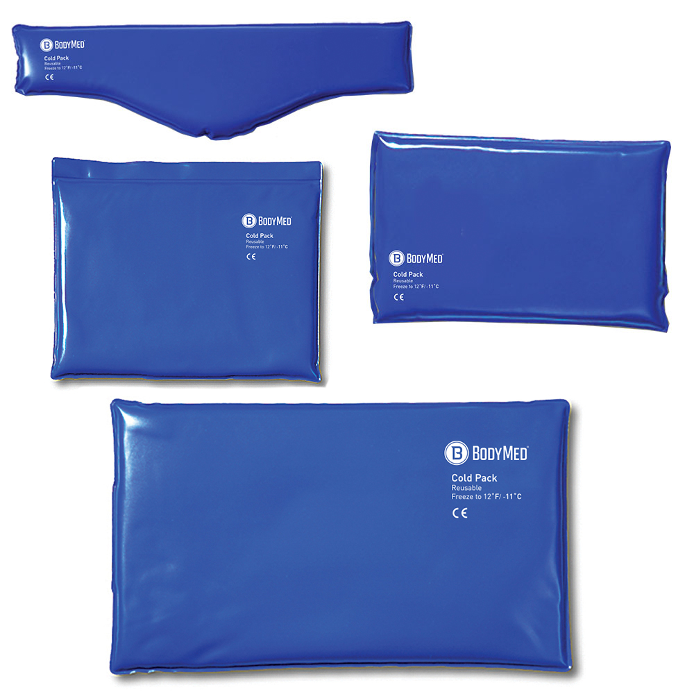 Product Image - BodyMed Blue Vinyl Cold Packs - Click to Shop