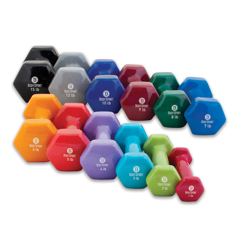 Vinyl Dumbbells & More at MeyerDC™