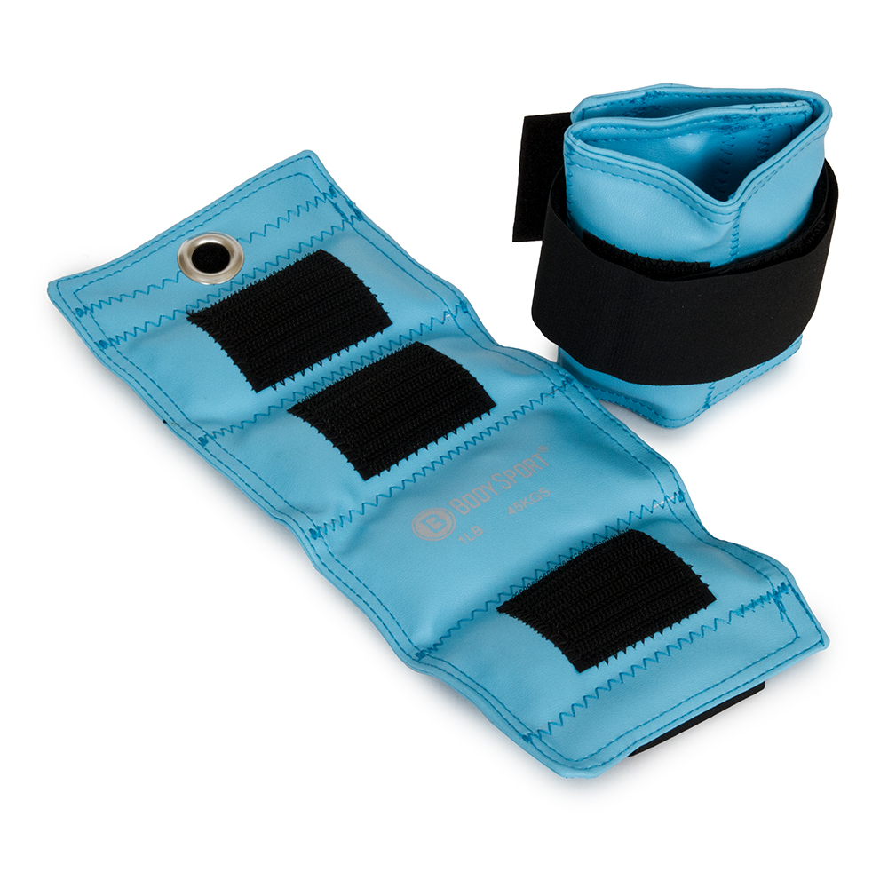 Product Image - BodySport Wrist and Ankle Cuff Weights - Click to Shop