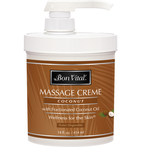 Bon Vital' Coconut Massage Creme