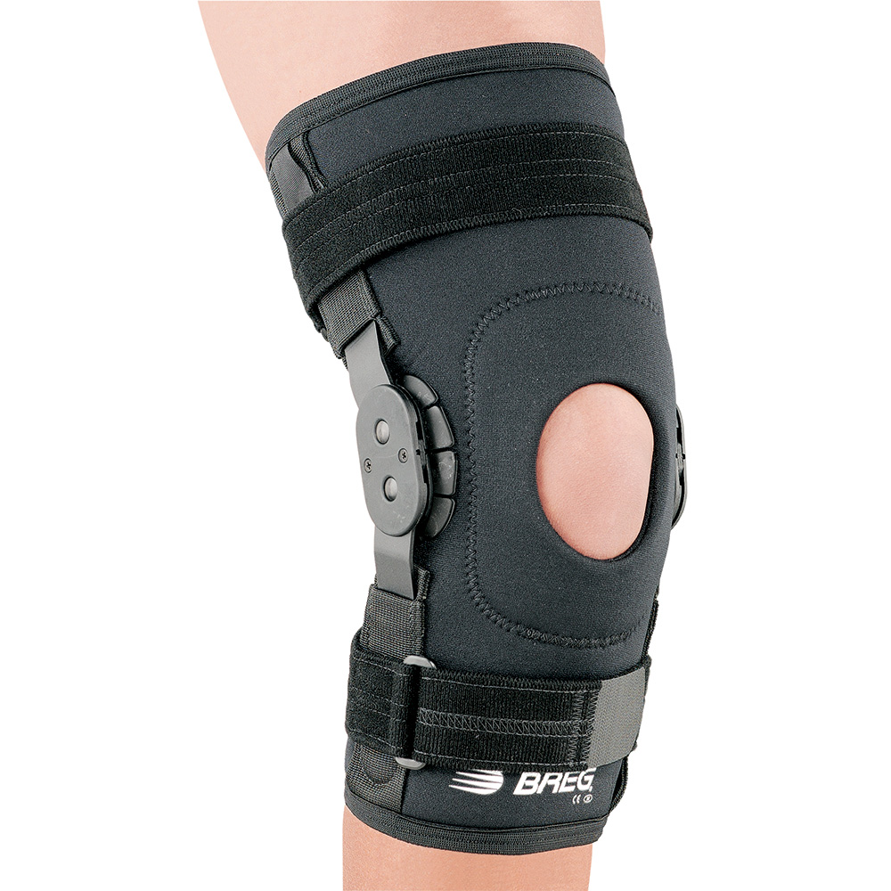 Breg, Inc. ShortRunner Neoprene Open Back Knee Brace