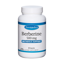 Product Image - EuroMedica Berberine - Click to Shop
