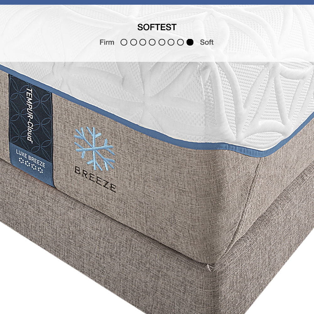 Tempur-Pedic TEMPUR-Cloud Luxe Breeze