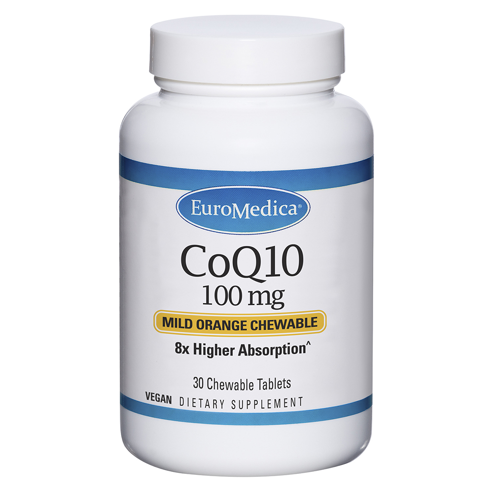 Product Image - EuroMedica CoQ10 - Click to Shop