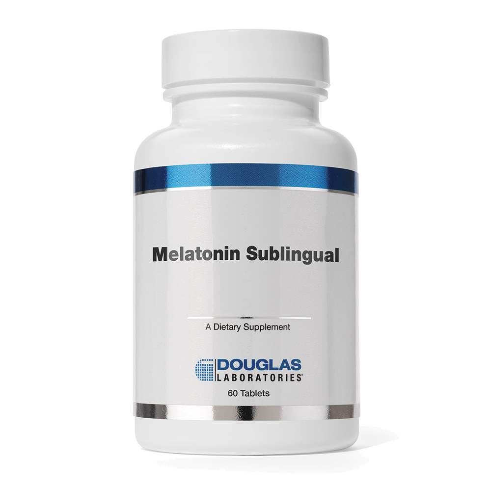 Douglas Laboratories Melatonin Sublingual