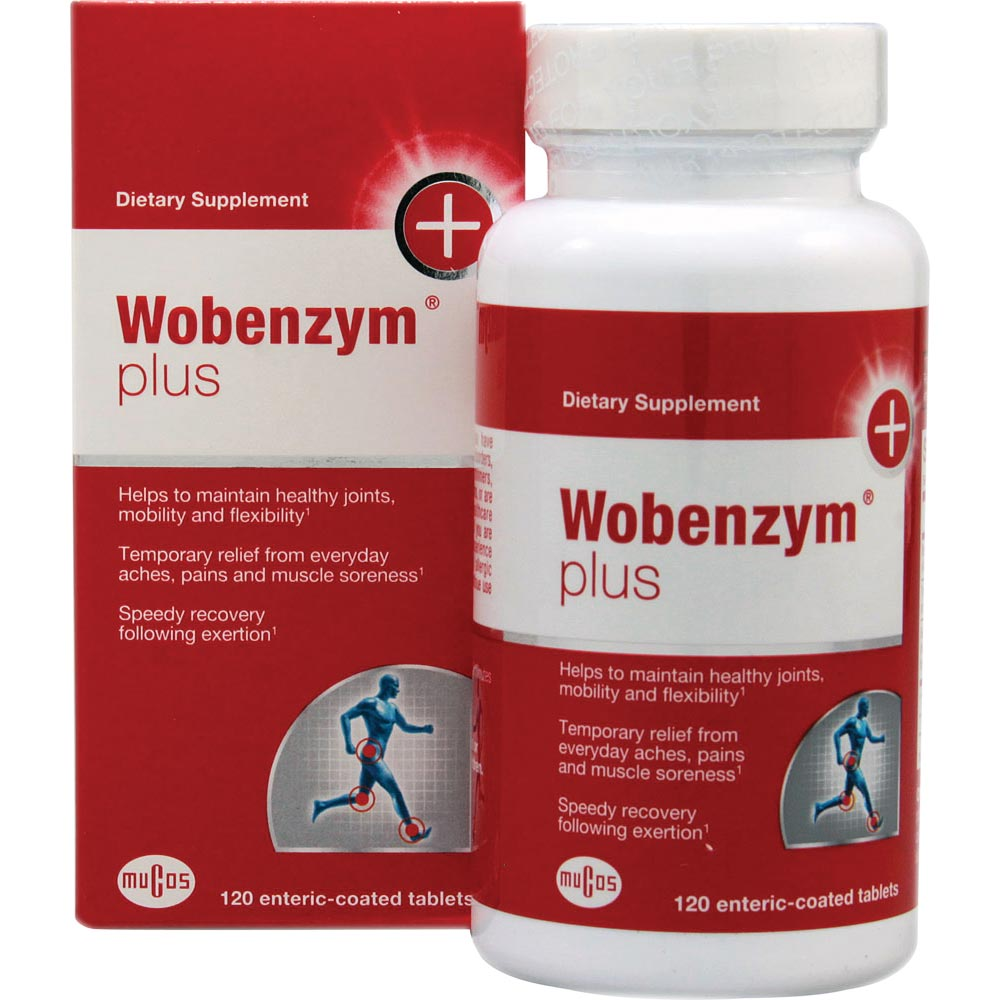 Douglas Laboratories Wobenzym® Plus