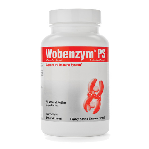 Wobenzym® PS Tablets & More at MeyerDC™