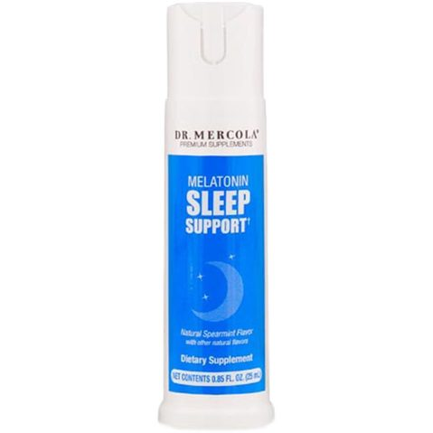 Dr. Mercola Premium Products Melatonin Sleep Support Spray at MeyerDC