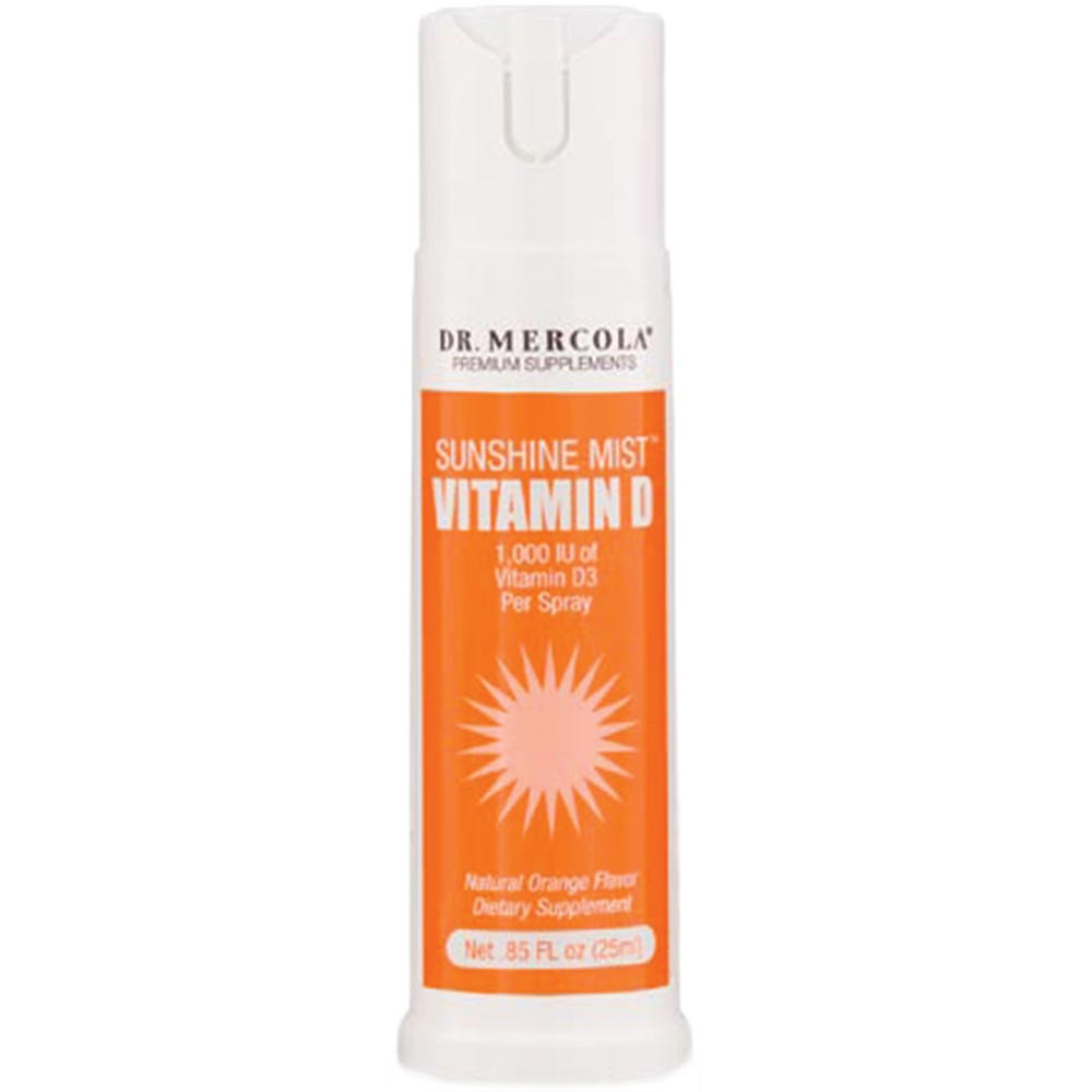 Dr. Mercola Vitamin D Spray