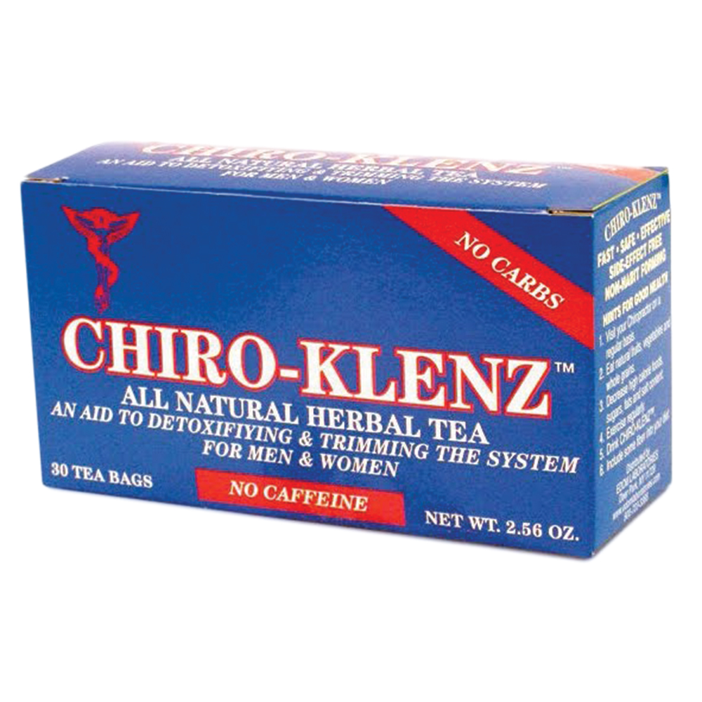 EDOM Laboratories, Inc. Chiro-Klenz™ Tea