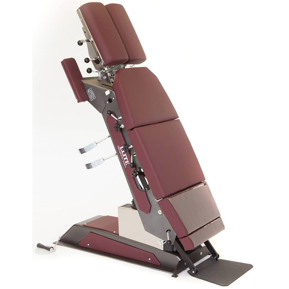 Elite Manufacturing High-Low Chiropractic Table with Elevation