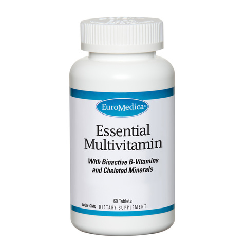 Superior Multivitamin with Bioactive B-Vitamins and Chelated Minerals