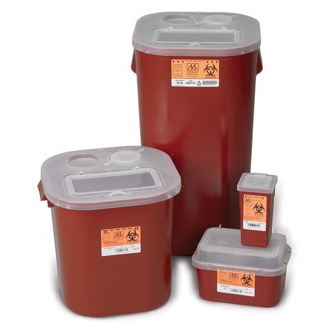 Stackable Sharps Container (1 Gallon) & More at MeyerDC™