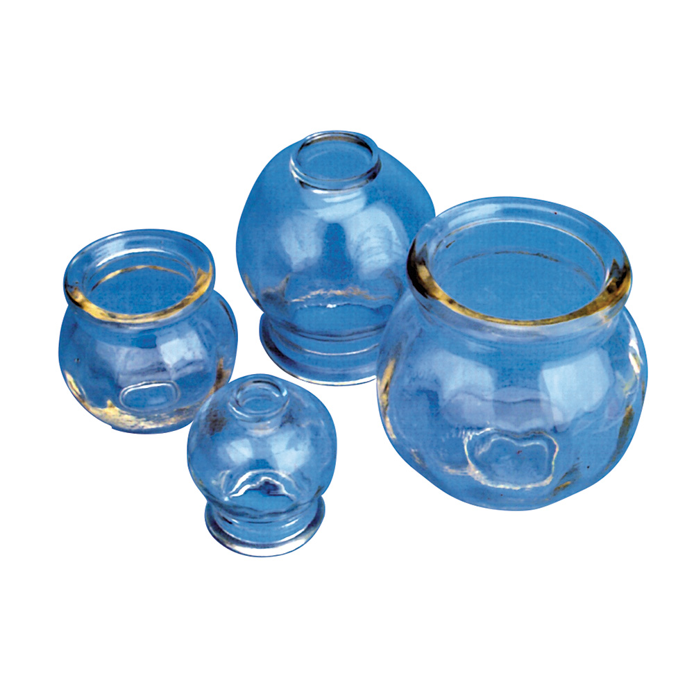 C.A.I. Corporation Fire Cup Glass Jars