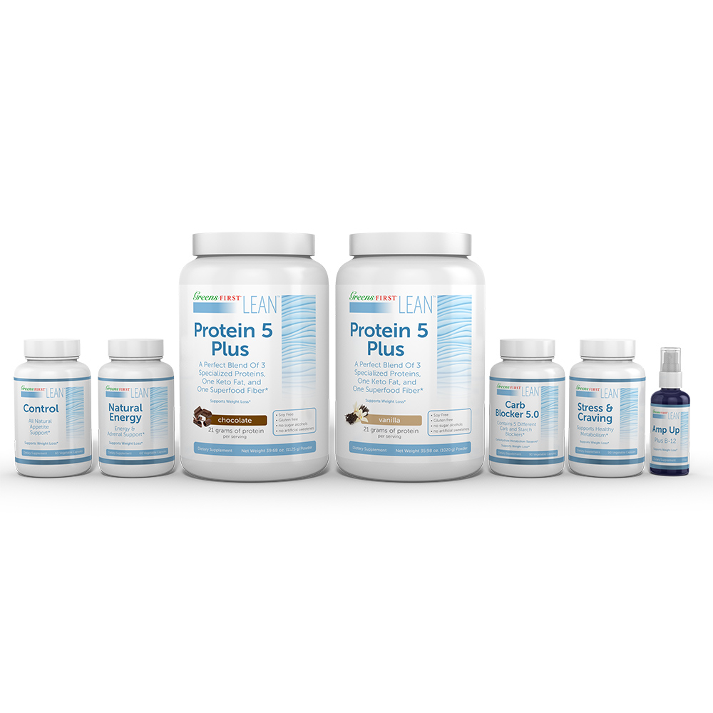 Greens First® Greens First LEAN Kit
