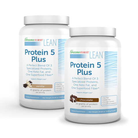 Greens First LEAN™ Protein 5 Plus