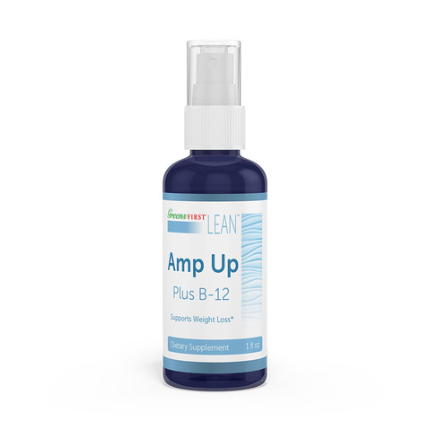 Greens First LEAN™ Amp Up Plus B-12 Dietary Supplement Spray