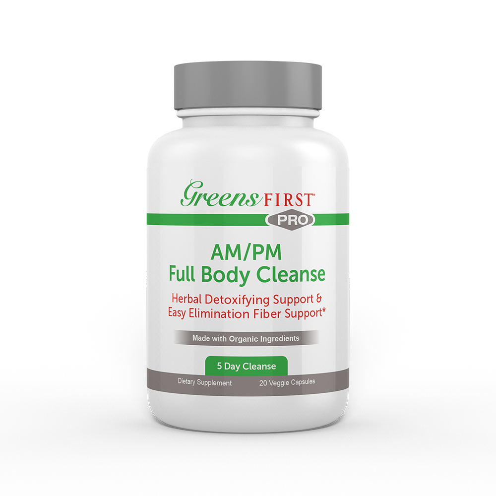 Greens First® AM/PM Full Body Cleanse