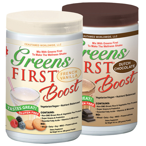 Greens First Boost & More at MeyerDC™
