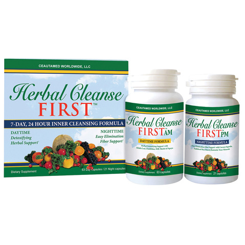 Herbal Cleanse First & More at MeyerDC™