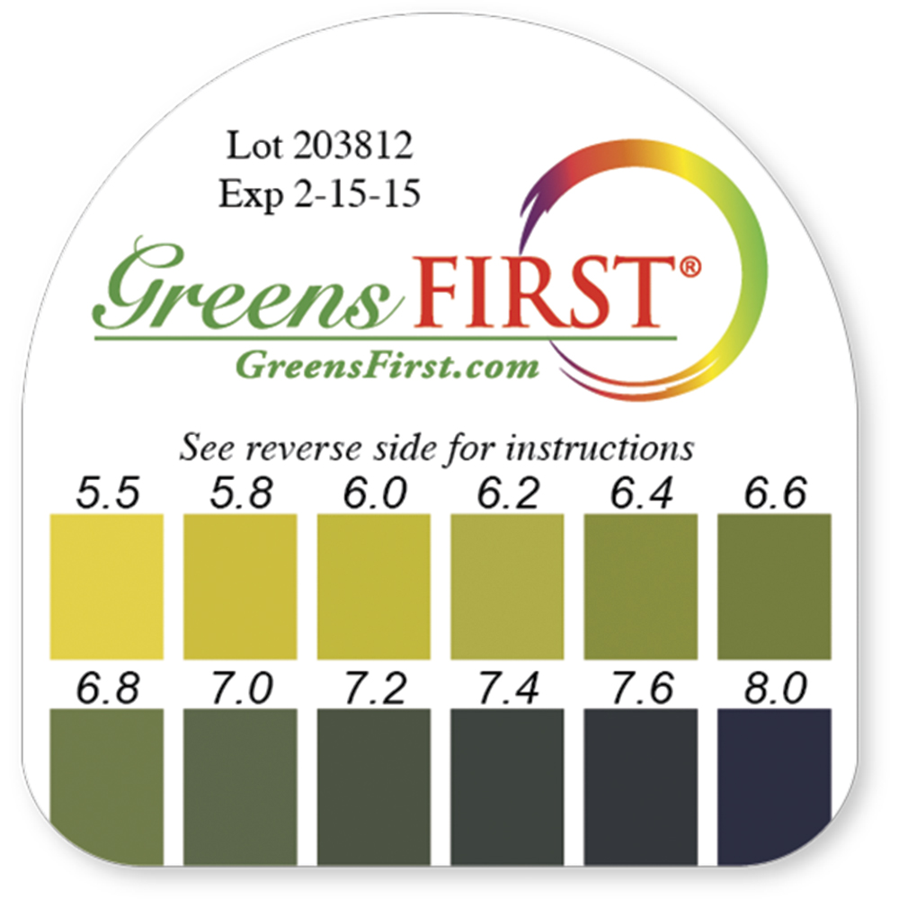 Greens First® PH Alkalizer Strips