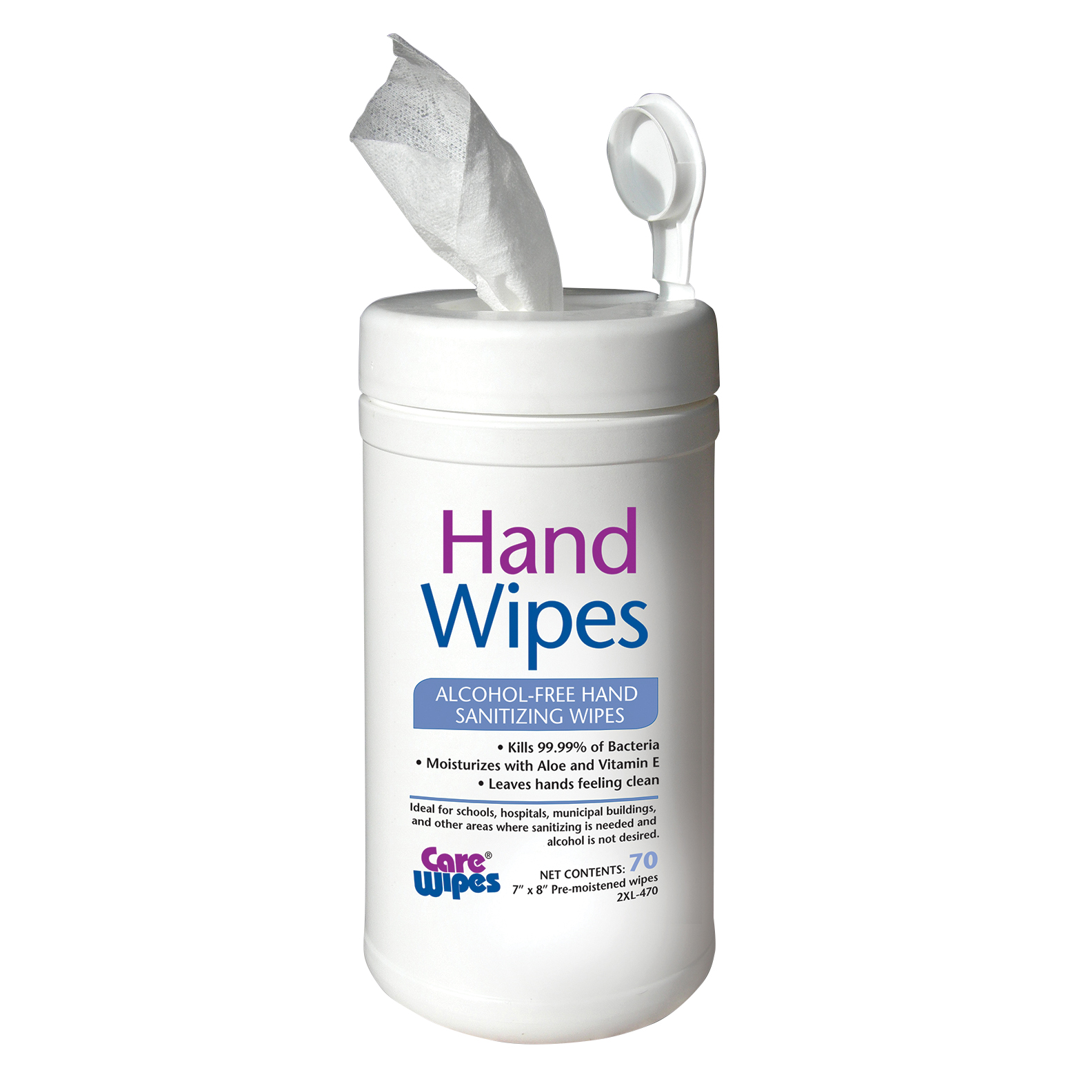 No Rinse Food Service Sanitizing Wipes