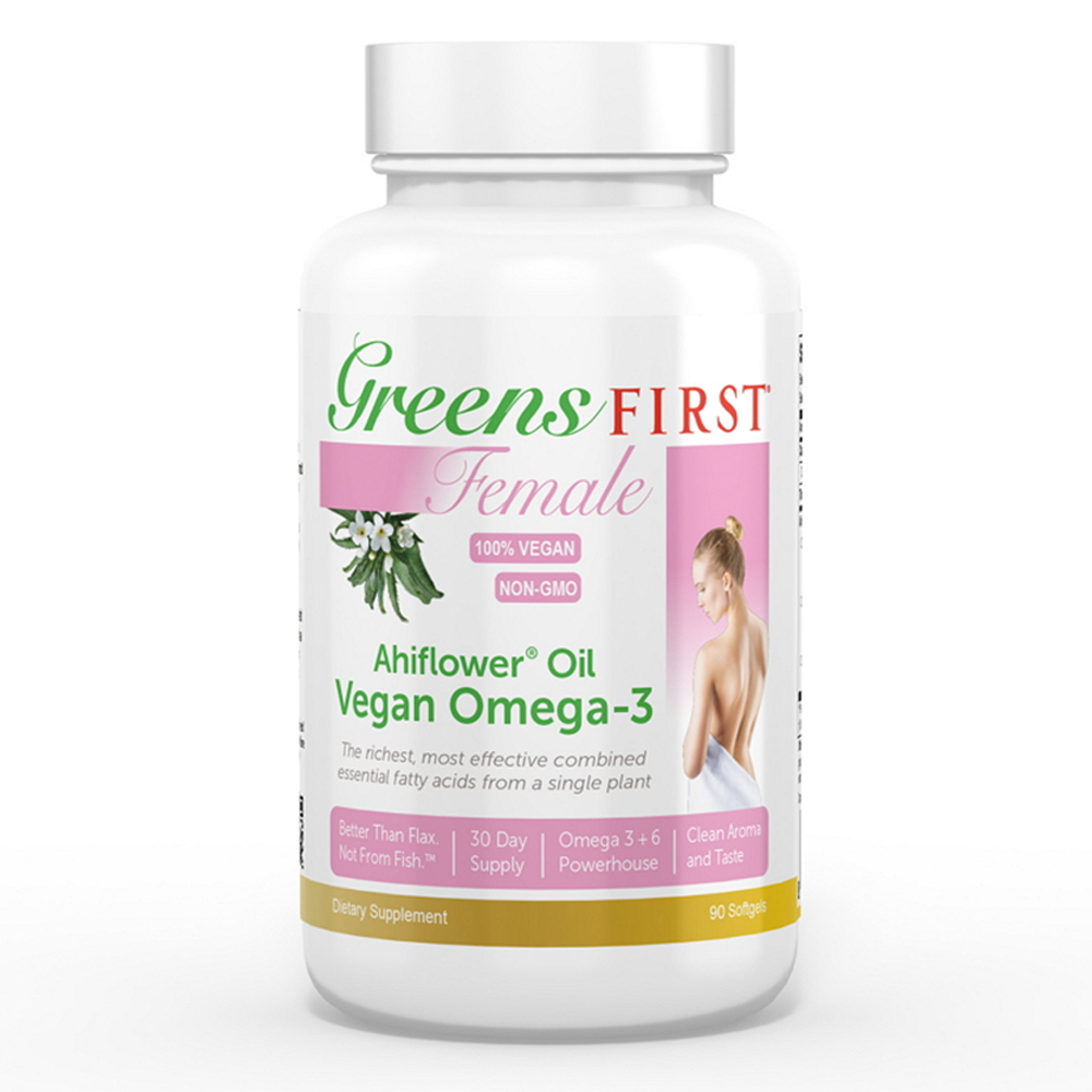 Greens First Female Omega 3 First