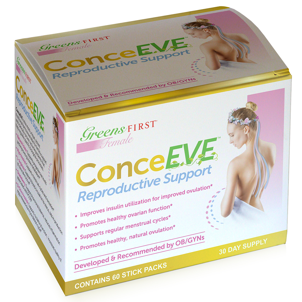 Greens First® Greens First Female - ConceEVE Reproductive Support
