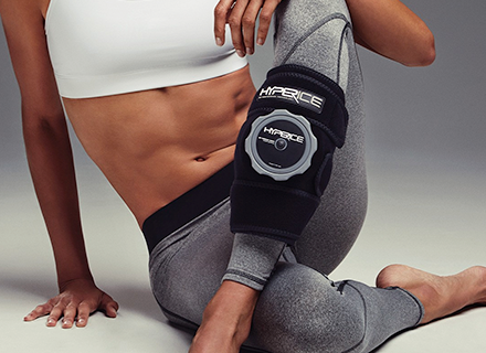 Ice Compression Technology from HYPERICE