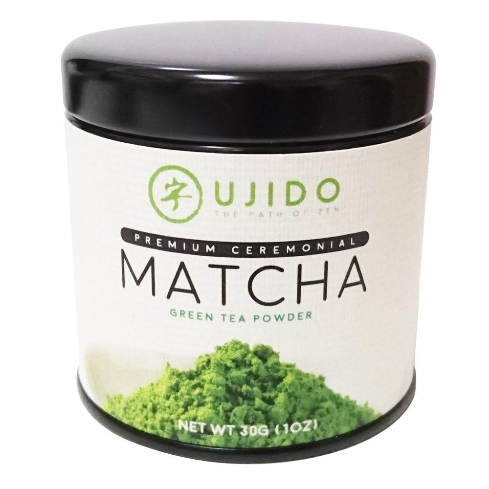 Premium Ceremonial Matcha Green Tea Powder