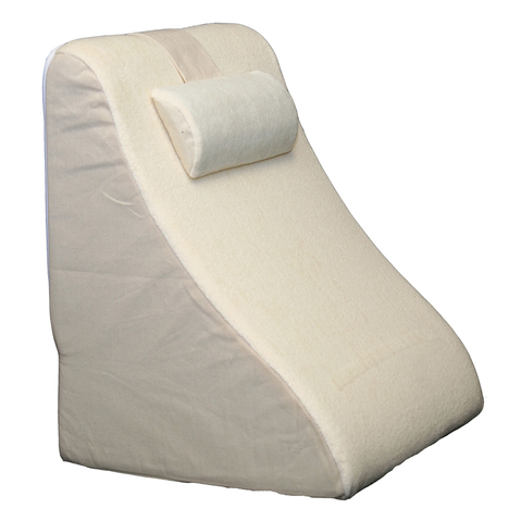 This Deluxe Bed Wedge Allows The User To Sit Up In At Either Of Two