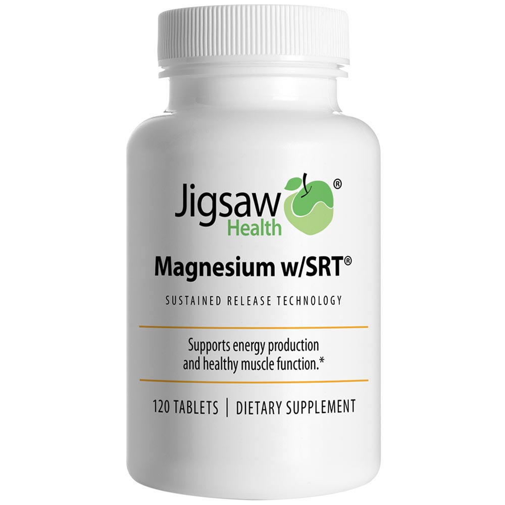 Jigsaw Magnesium with SRT