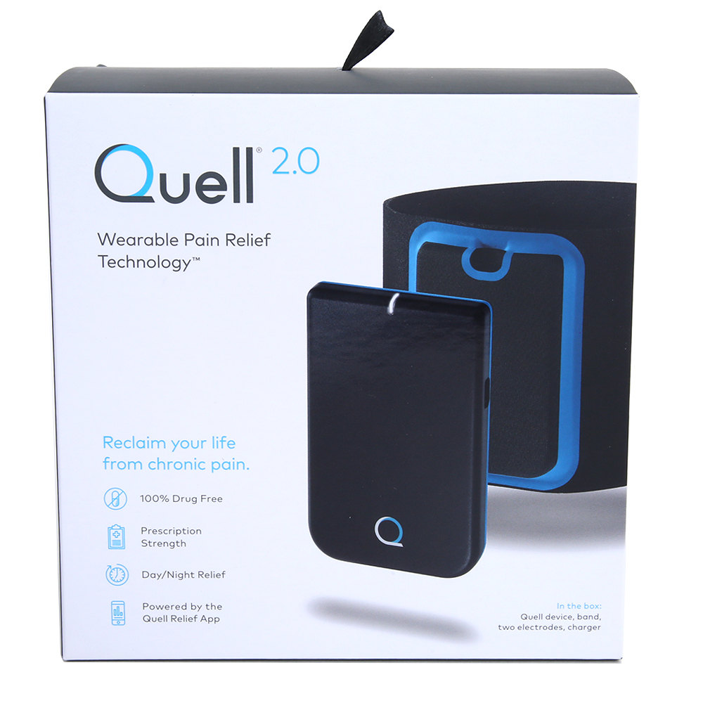 MeyerDC Featured Products - Quell 2.0 Wearable Pain Relief Device - Click to Shop