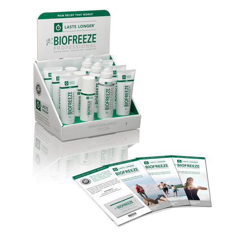 Biofreeze Professional Pain Reliever Starter Solution Kit & More at MeyerDC