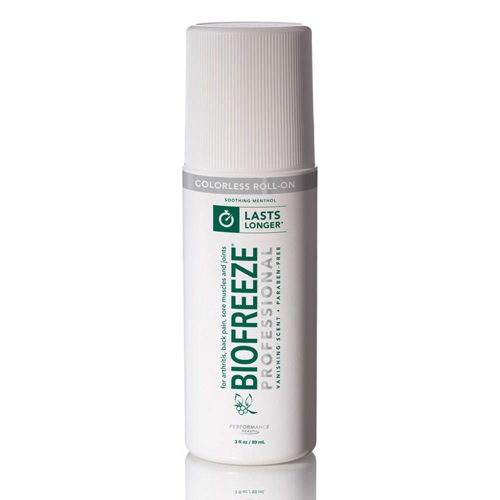 BIOFREEZE Professional Colorless Analgesic