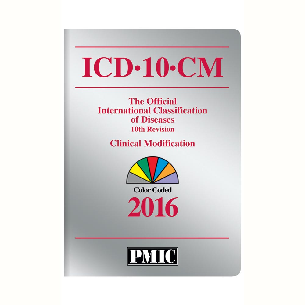 ICD-10-CM 2016 Office Edition