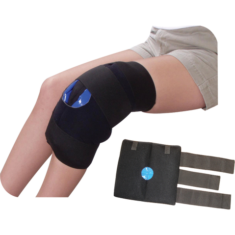 K2 Deluxe Knee Wrap with 2 Packs & More at MeyerDC™