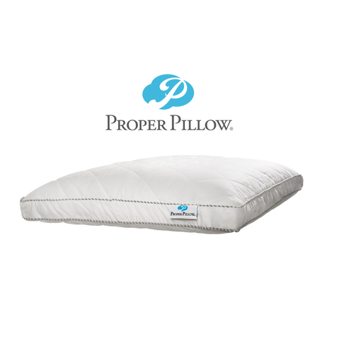 The Proper Pillow & Other Pillows at MeyerDC