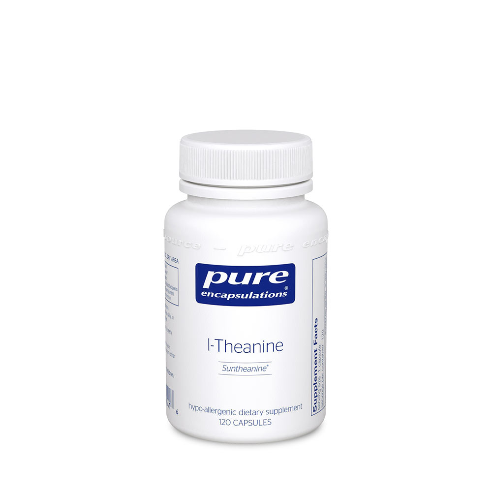 Product Image - Pure Encapsulations L-Theanine - Click to Shop