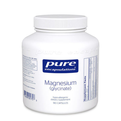 Magnesium (Glycinate) Capsules & More at MeyerDC™
